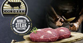 Goldmedaille für das Vion-Steak