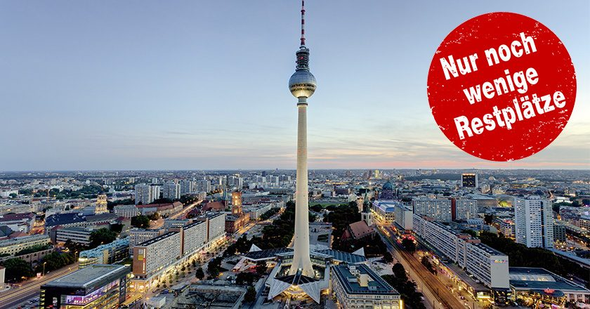 Berlin Trendtour Key 4 Genusstour