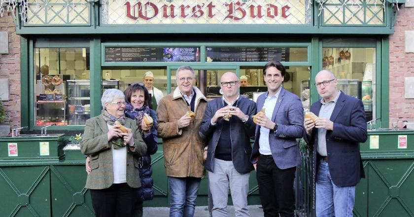 Walters Urwurst Rust