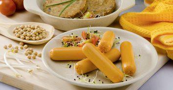 Leitsätze für vegane und vegetarische Lebensmittel