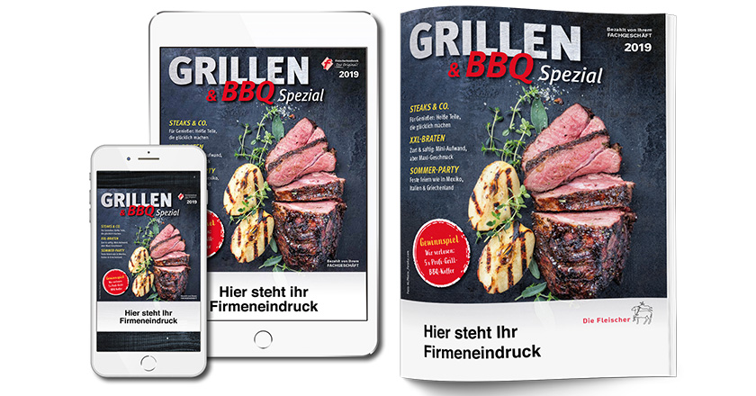 Grillen BBQ Spezial 2019