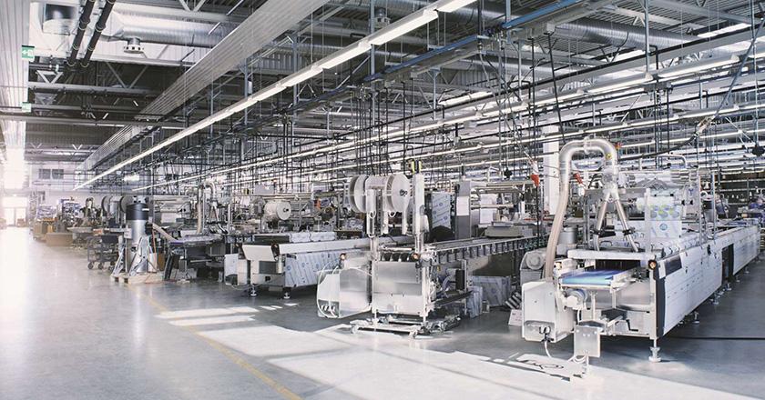 Multivac Produktionsstandort