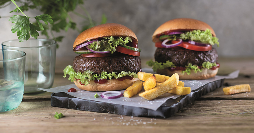 Beyond Burger Umfrage