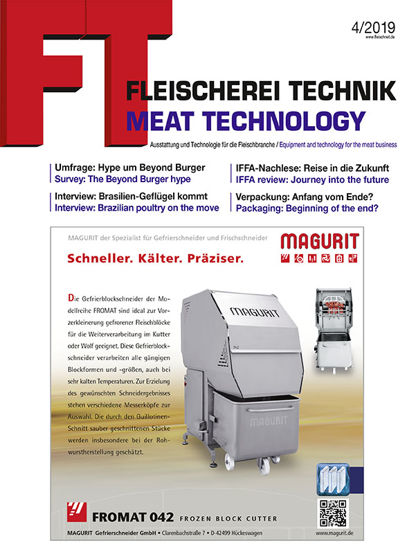 Fleischerei-Technik