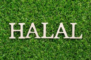 Halal-Produkte