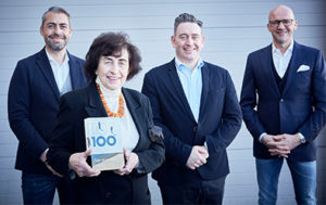 Top 100-Siegel