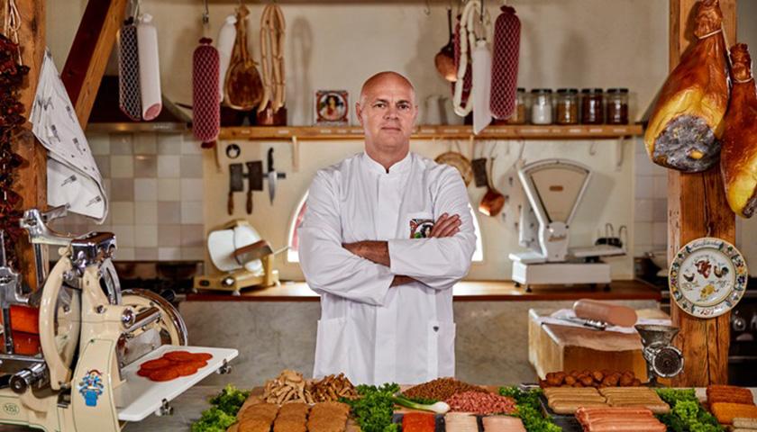 Vegetarian Butcher