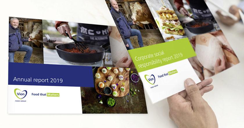 Vion Food Group Bilanz 2019