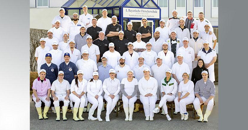 Fleischerschule Landshut Meisterkurs