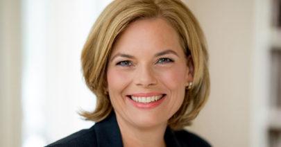 Julia Kloeckner Bundesministerin CDU