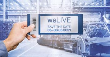 Weber WeLIVE Mai 21 Event