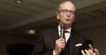 DFV Praesident Herbert Dohrmann contra Tierwohlabgabe