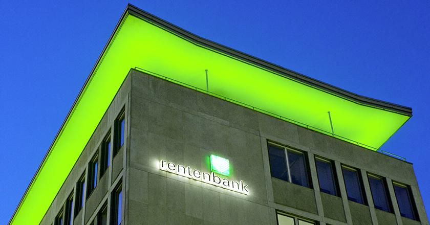 Landwirtschaftliche Rentenbank Frankfurt