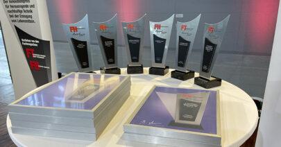 SUEFFA FT FH Awards Trophaeen Urkunden